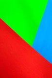 Tarjetas coloridas Imágenes de archivo libres de regalías