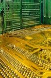 Tarjetas de circuitos Imagenes de archivo
