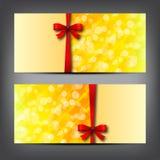 Tarjetas de felicitación Imágenes de archivo libres de regalías