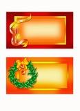 Tarjetas de felicitación 6 Foto de archivo