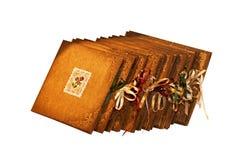 Tarjetas de felicitación Fotografía de archivo libre de regalías