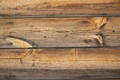 Tarjetas de madera Imágenes de archivo libres de regalías