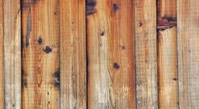 Tarjetas de madera del panel Fotos de archivo