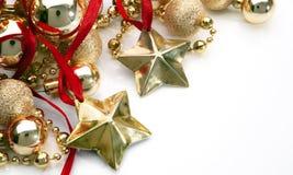 Tarjetas de Navidad Fotos de archivo libres de regalías