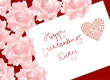Tarjetas del día de San Valentín libre illustration