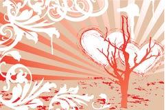 Tarjetas del día de San Valentín Imagenes de archivo