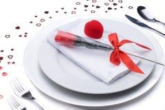 Tarjetas del día de San Valentín Fotos de archivo