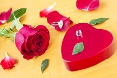 Tarjetas del día de San Valentín Day_14 Fotografía de archivo libre de regalías