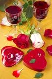 Tarjetas del día de San Valentín Day_28 Fotografía de archivo