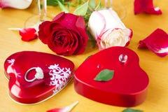 Tarjetas del día de San Valentín Day_29 Fotos de archivo libres de regalías