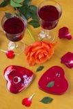 Tarjetas del día de San Valentín Day_30 Imagenes de archivo