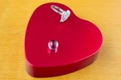 Tarjetas del día de San Valentín Day_4 Imagenes de archivo