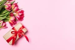 Tarjetas del día de San Valentín madres día concepto primavera para mujer del 8 de marzo foto de archivo libre de regalías