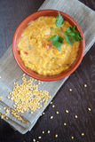 Tarka dahl Royalty Free Stock Photo