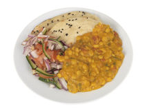 Tarka Dal Royalty Free Stock Photography