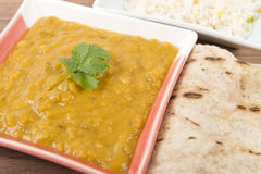 Tarka Dal Stock Photo