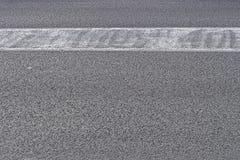 Tarmac. Asphalt surface for street pavement Stock Image