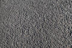 tarmac De donkere textuur van de wegbestrating Stock Fotografie