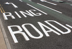 Tarmac Road Surface Royalty Free Stock Image