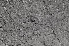 tarmac Struttura incrinata della pavimentazione di strada fotografie stock