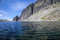 Tarn στα βουνά Στοκ φωτογραφία με δικαίωμα ελεύθερης χρήσης