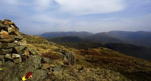 Tarn Crag Royalty Free Stock Photos