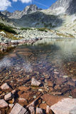 Tarn in High Tatras, Slovakia Royalty Free Stock Images