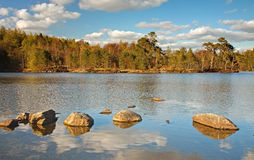 Tarn How Stones Royalty Free Stock Photo