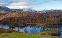Tarn Hows and Wetherlam Stock Images