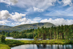 Tarn Hows and Wetherlam Stock Photos