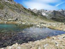 Tarn, Mountain, Wilderness, Mountainous Landforms Royalty Free Stock Images