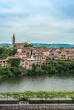 Tarn River in Albi, France Royalty Free Stock Photography
