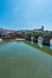 Tarn River in Albi, France Royalty Free Stock Photo