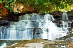 Tarn Tong waterfall, Thailand Stock Image