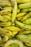Tarnished bananas Royalty Free Stock Photography