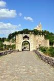 Tarnovo Veliko tsarevets Στοκ φωτογραφία με δικαίωμα ελεύθερης χρήσης
