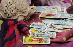 Taro κάρτες στοκ φωτογραφίες με δικαίωμα ελεύθερης χρήσης