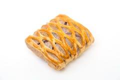 Taro Pie isolated Stock Image