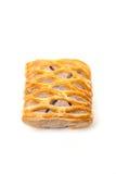 Taro Pie isolated Stock Images