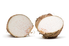 Taro root Royalty Free Stock Photos