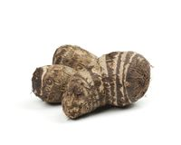 Taro root Stock Images