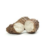 Taro root Stock Photography