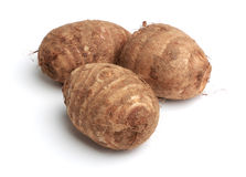 Taro Root royalty free stock photography