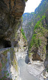 Taroko Canyon, Hualien, Taiwan Royalty Free Stock Photography