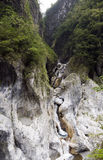 Taroko Gorge, Taiwan Royalty Free Stock Image
