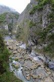 Taroko gorge, taiwan Royalty Free Stock Photos