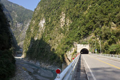 Taroko National Park Royalty Free Stock Photo