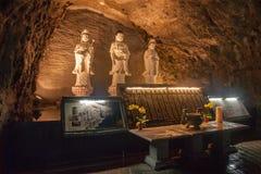 Taroko National Park, Cave Stock Image
