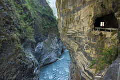 Taroko Nationalpark Stockbild