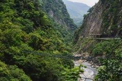 Taroko Nationalpark Stockfoto